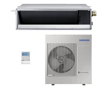 Канальные Samsung